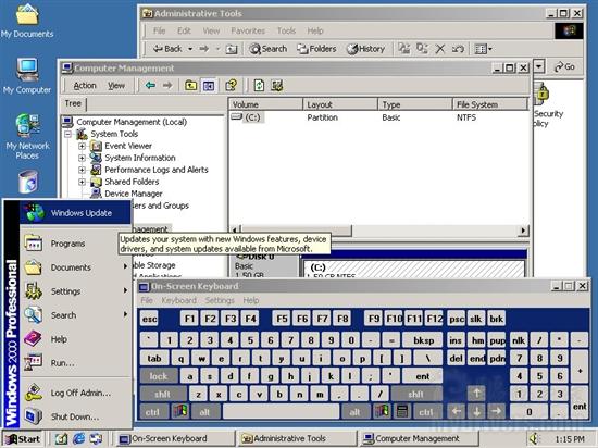 Windows发布25周年