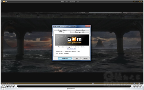 GomPlayer:扔掉你的KMPlayer吧