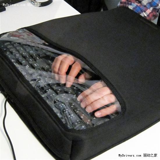 键盘太吵了?一个静音套解决问题