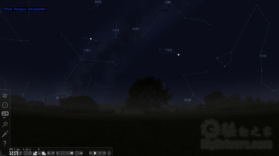 Stellarium:透过窗口仰望星空
