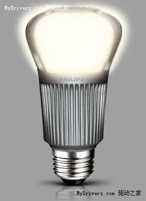 飞利浦led灯泡高清图片