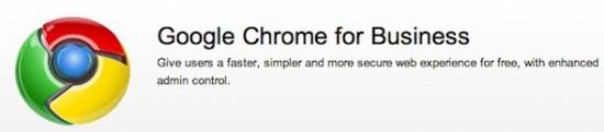 Google推出Chrome企业版 预热Chrome OS