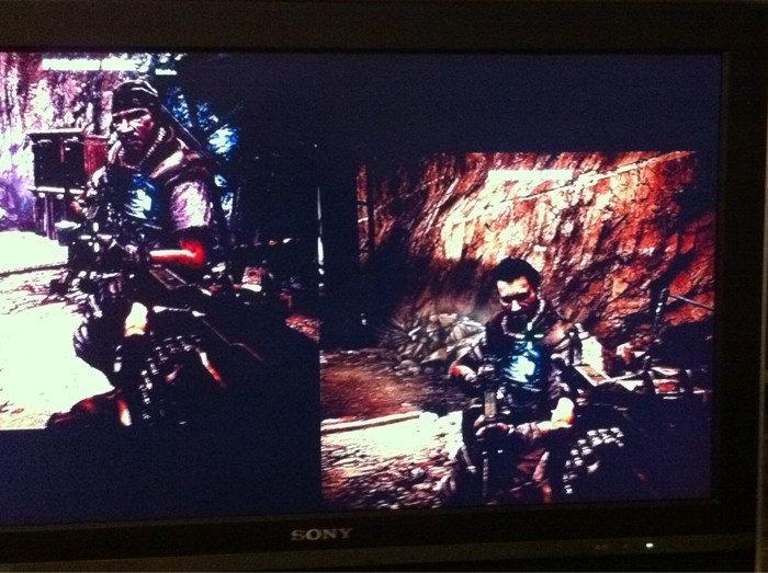 电影分屏_《杀戮地带3》新图 分屏合作模式视频