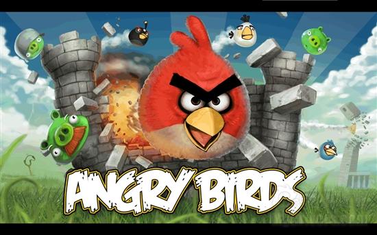 愤怒的小鸟绿色pc版免费下载