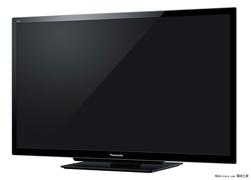 松下首款led背光3d液晶电视宣布