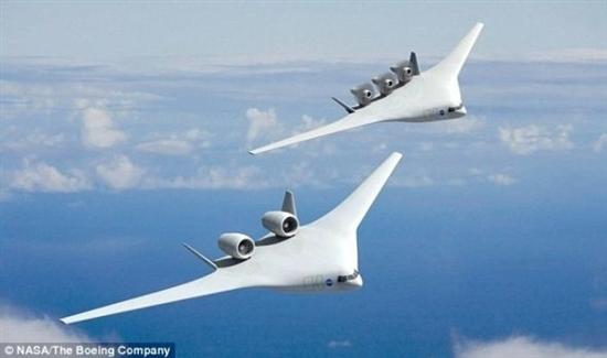 这款具有革新性的飞机设计出自波音之手,其速度更快,体积更大同时也