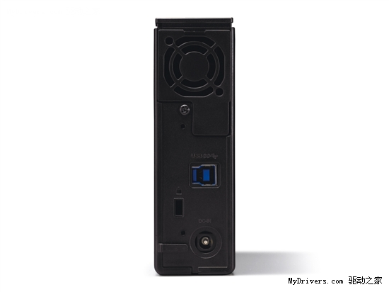 Buffalo发布USB 3.0接口3TB外置硬盘