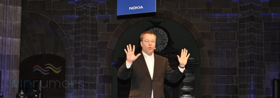 诺基亚CEO:我不是微软安插的间谍