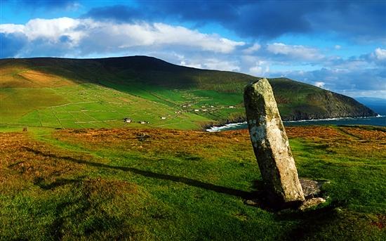 又见Windows 7主题:魅力爱尔兰
