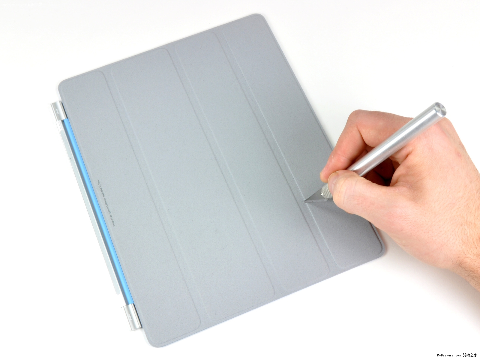 磁铁的艺术 解密ipad 2