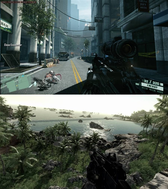 Crysis,孤岛危机