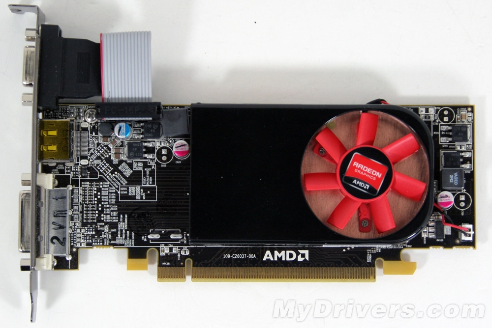 Видео Драйвер Amd Radeon Hd 6520G