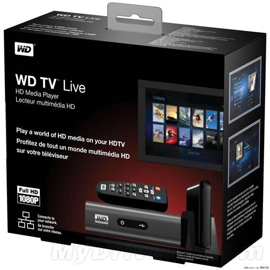 S05253014 - 下载:西数WD TV Live播放器固件1.04.31版