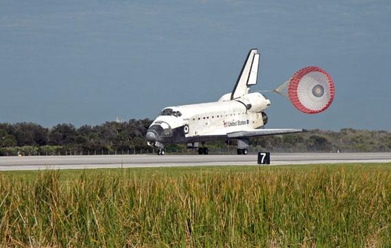nasa宣布航天飞机退役后的归宿