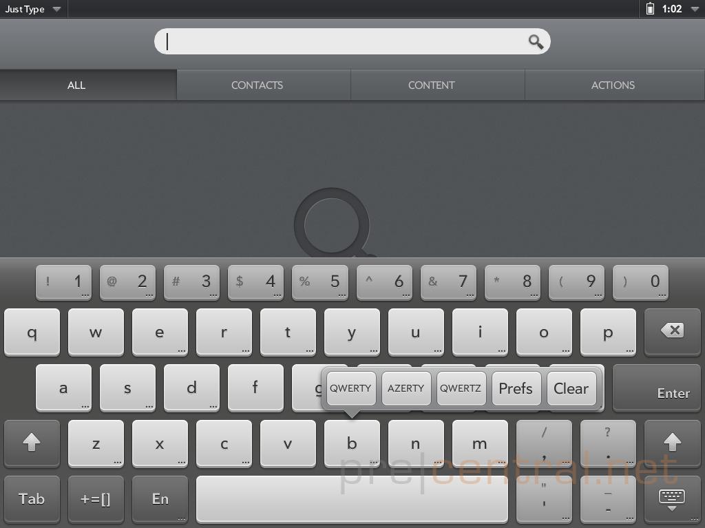 手机虚拟键盘素材png