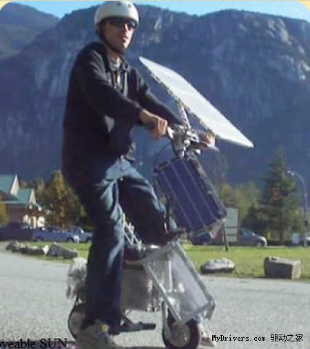 十大极具创意的太阳能装置