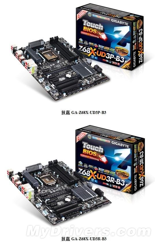 英特尔Z68芯片组NDA解禁 主板厂商忙铺货