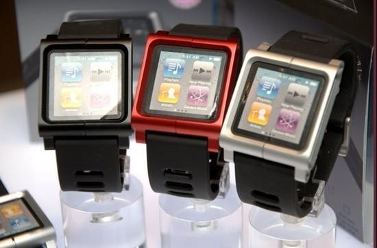 苹果s4腕表_航空材质打造 ipod nano腕表图赏-苹果,apple,ipod