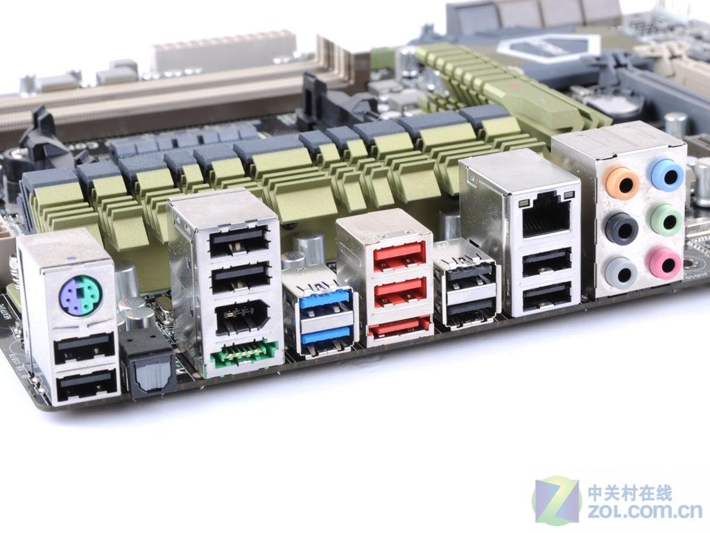 带usb接口的公放电路板图片