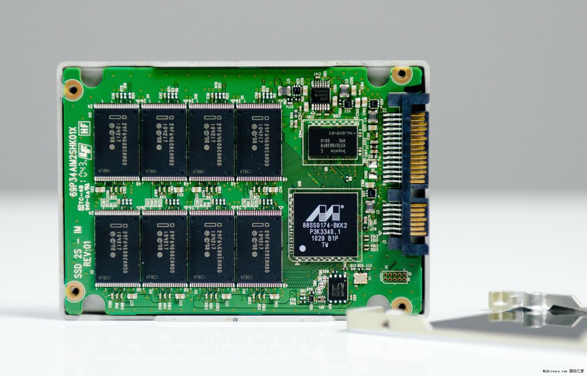 2011年六款中端固态硬盘大战