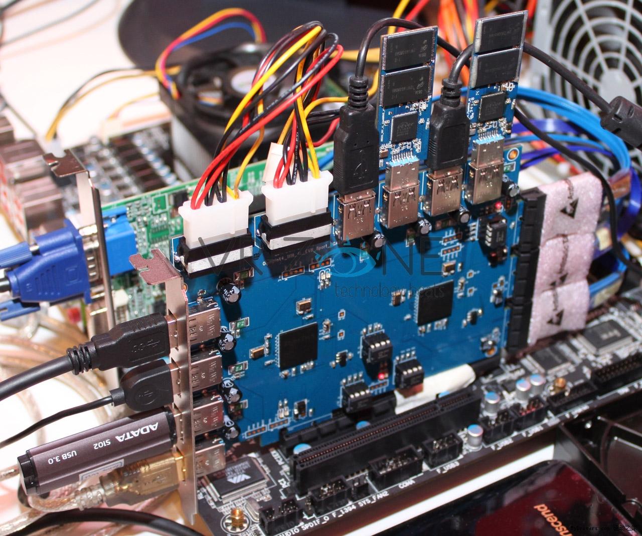 电脑外接usb摄像头内电路板连线图片