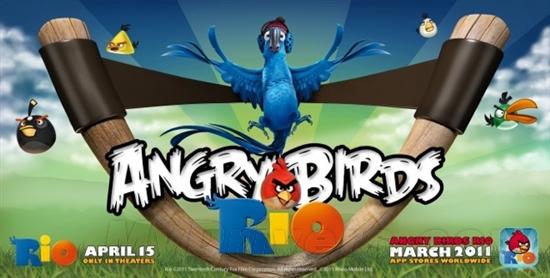 《愤怒的小鸟》下载超2.5亿次 将推新作