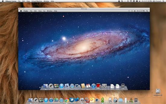 Mac OS X Lion正式版完工