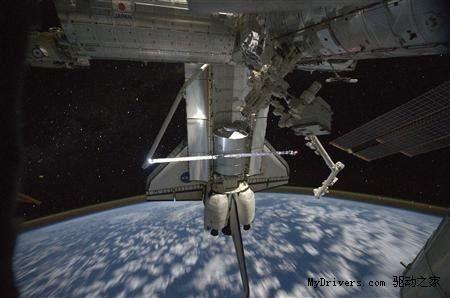 亚特兰蒂斯号返回地球 航天飞机时代终结