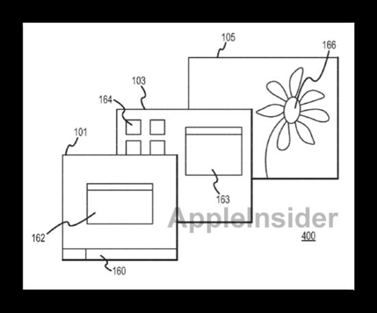 苹果显示器专利曝光:裸眼3d加oled
