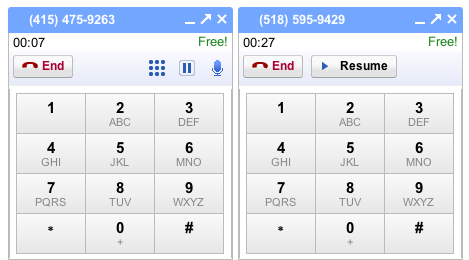 Gmail全面升级:支持多方呼叫 可选收件箱风格