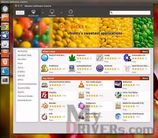 Ubuntu 11.10用户界面抢先看