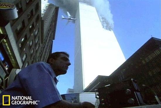 美国国家地理:911事件25张震撼照片