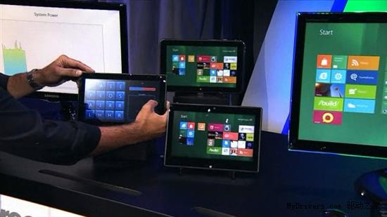 微軟盤點Windows 8主要功能