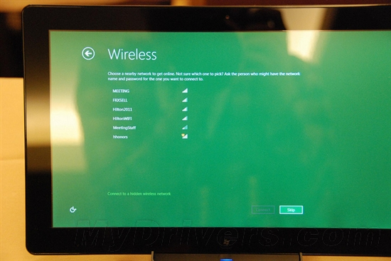 Core i5附體! 三星Windows 8平板機露真容