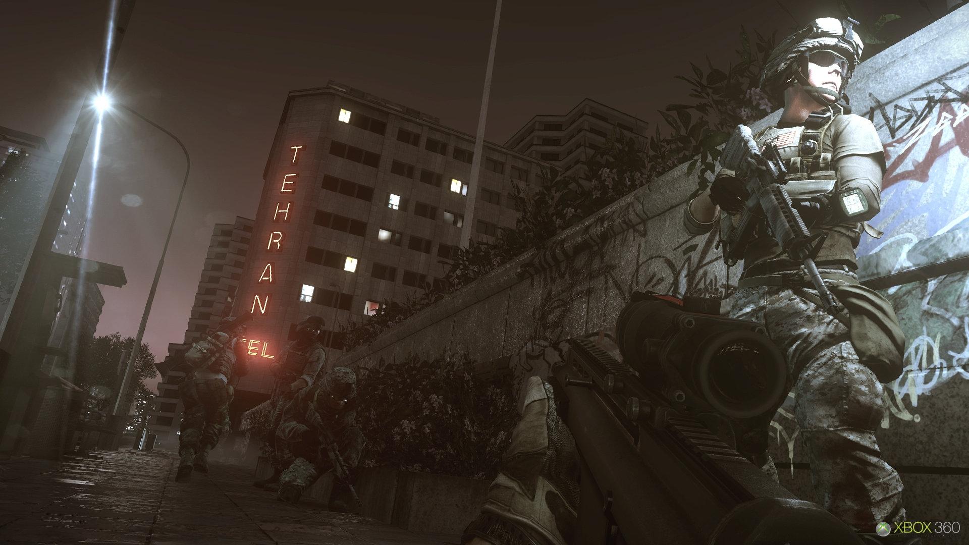 战地3 beta公测可能不适用于亚洲地区 9 21 游侠pc游戏综...