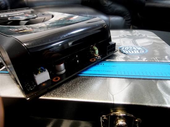 899元《暗黑3》 太阳花铁甲GTX550Ti热卖