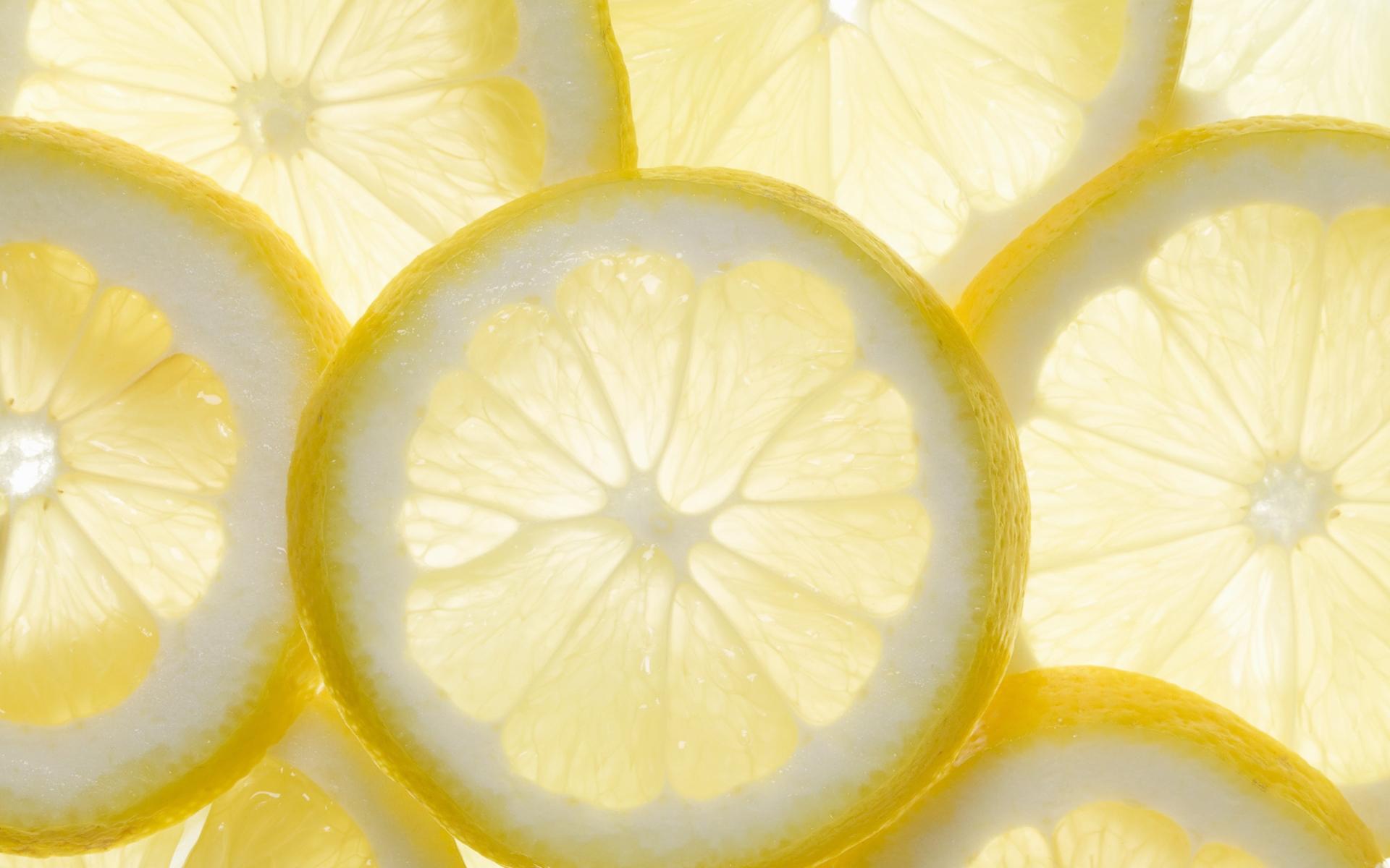 电脑可爱柠檬壁纸