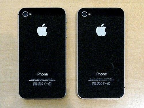iphone4s和iphone4的区别_外形改变仅在细节 iphone 4s真机赏析