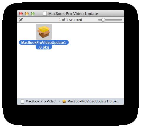 苹果发补丁修复15寸MacBook Pro黑屏问题