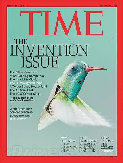 时代周刊2011 50大最佳发明:Intel 3D工艺、苹果Siri