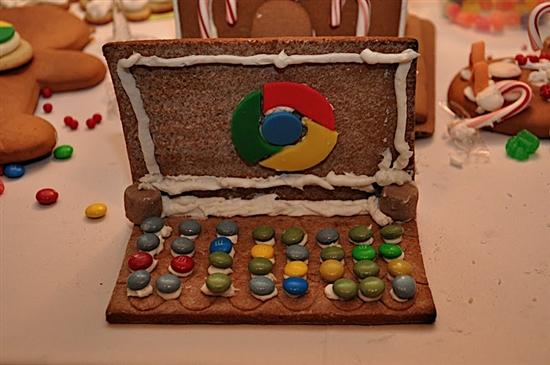 """""""烘培""""的Chrome"""