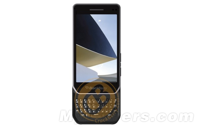 RIM最新的操作系统BlackBerry 10才刚刚亮相没多久,旗下首款搭载该系统的手机就已曝光即BlackBerry Milan。 从曝光的图片可以看出,这款BlackBerry Milan采用了滑盖设计,并配有触摸屏和QWERTY全键盘,至于该机的其它参数目前还不清楚。 除了全面支持HTML 5标准外,BlackBerry 10系统另外一个特性就是全面支持Android应用程序。根据RIM介绍,开发者只需要通过Android版本的BlackBerry Runtime,和插入式黑莓Android开发套件