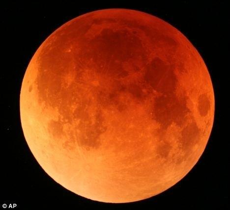 拍摄月亮用什么镜头