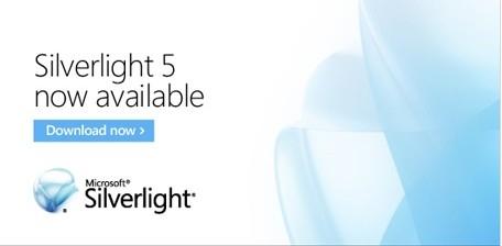 微软正式发布Silverlight 5