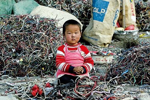 暗访长三角最毒电子垃圾拆解地:黑烟中洗金