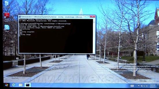 Windows 8最新版:Build 8176