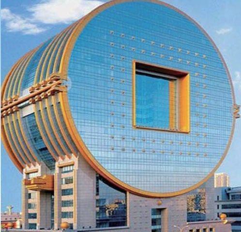 CNN评全球最丑十大建筑 沈阳方圆大厦入选