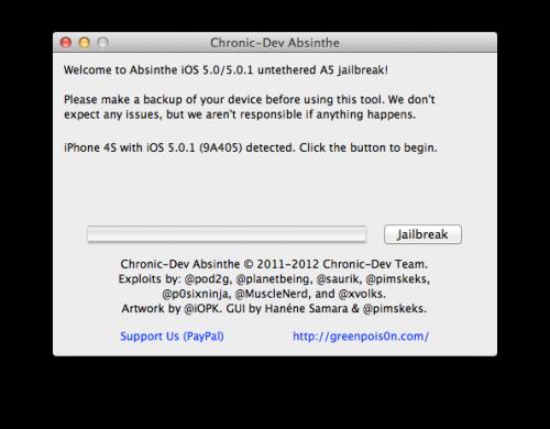 A5芯片组完美越狱达成!iOS5.0.1全系被破!