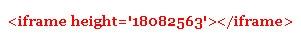 一个简单的HTML标签搞死64位的Windows 7