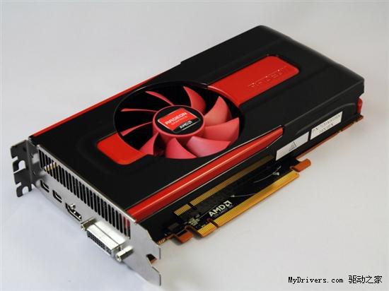 AMD官方颁布匹Radeon HD 7700首款催募化剂驱触动